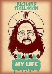 Richard Stallman changes my life