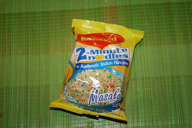 Maggi Masala Spice noodles