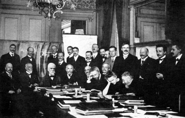 1911 Solvay conference