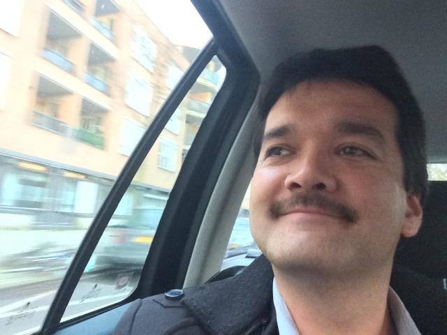 Movember moustache Jean-Etienne Poirrier